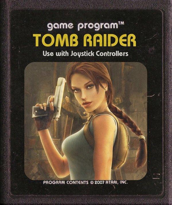 Jogos modernos em versões cartuchos de Atari  (36)