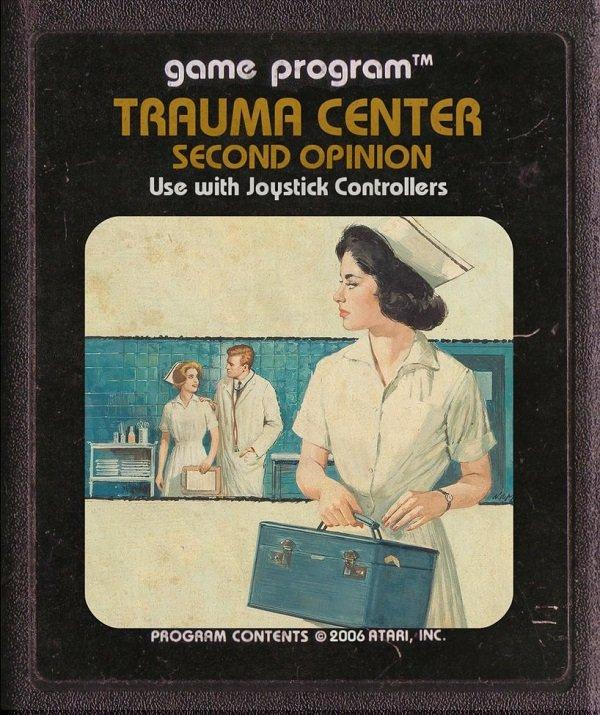Jogos modernos em versões cartuchos de Atari  (38)