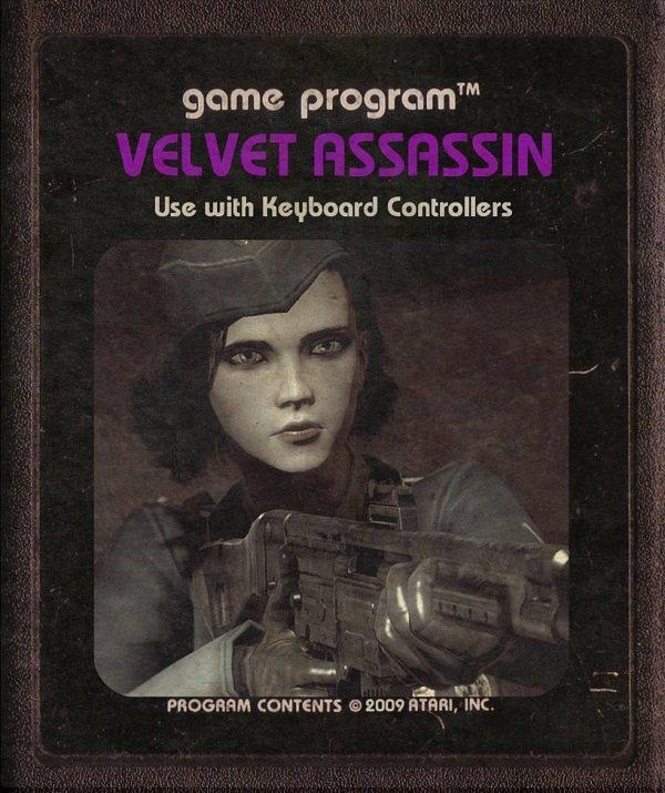 Jogos modernos em versões cartuchos de Atari  (40)