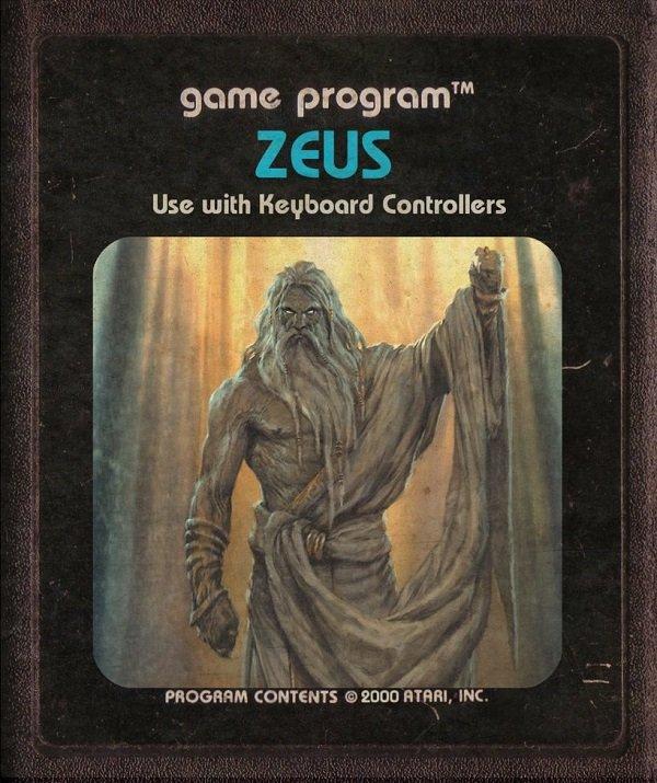 Jogos modernos em versões cartuchos de Atari  (42)