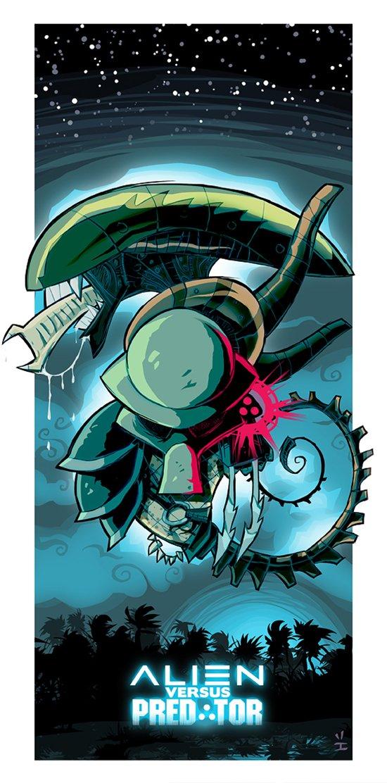 Posters de filmes cartoonizados (1)