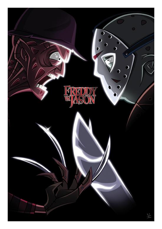 Posters de filmes cartoonizados (12)