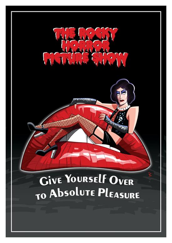 Posters de filmes cartoonizados (18)