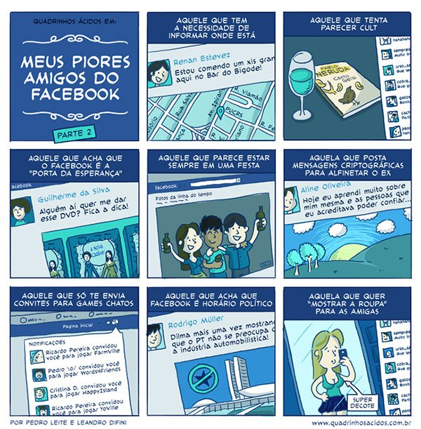 Meus piores amigos do Facebook (2)