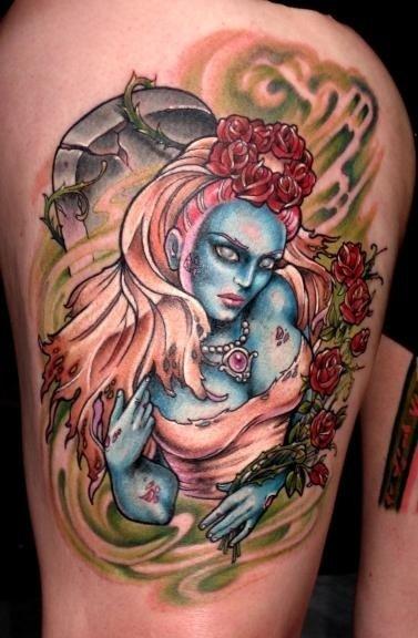 Tatuagens de zumbis (10)