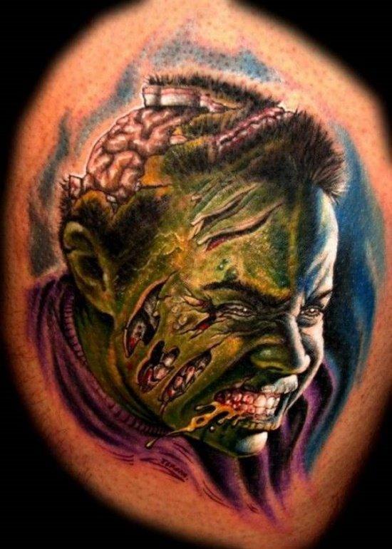 Tatuagens de zumbis (11)