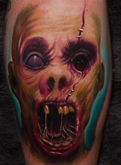 Tatuagens de zumbis (12)