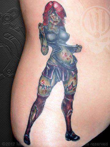Tatuagens de zumbis (14)