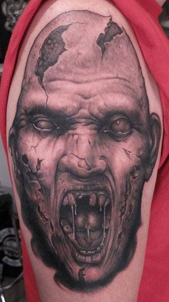 Tatuagens de zumbis (20)