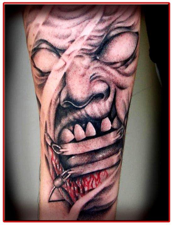 Tatuagens de zumbis (26)
