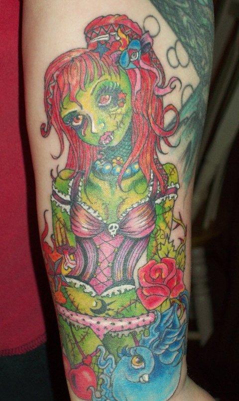 Tatuagens de zumbis (33)