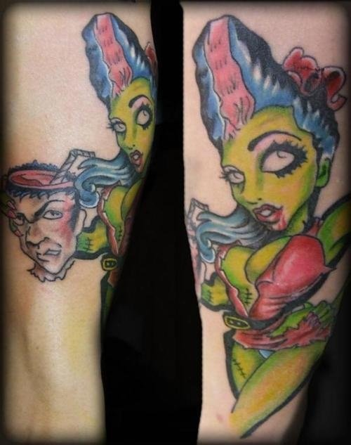 Tatuagens de zumbis (34)