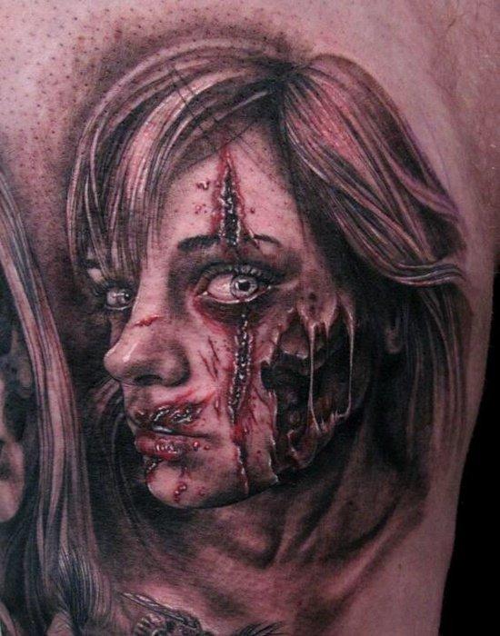 Tatuagens de zumbis (37)