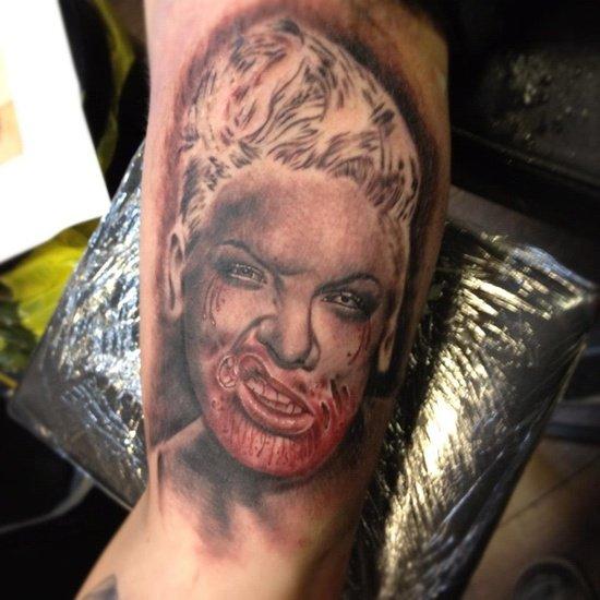 Tatuagens de zumbis (5)