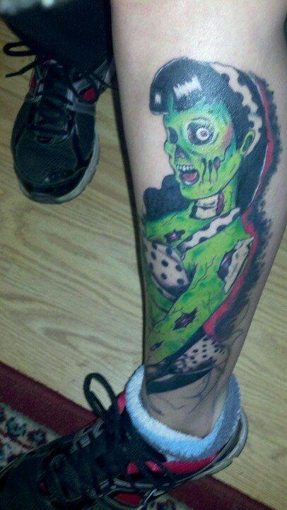 Tatuagens de zumbis (8)