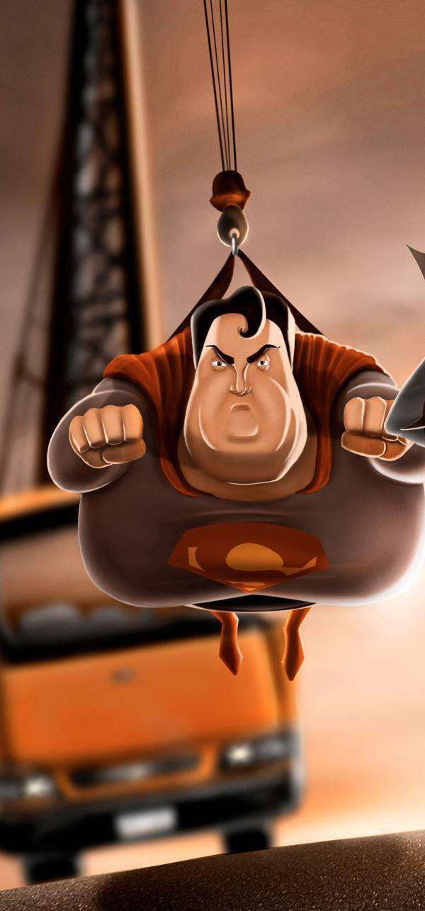 Super heróis gordos (3)