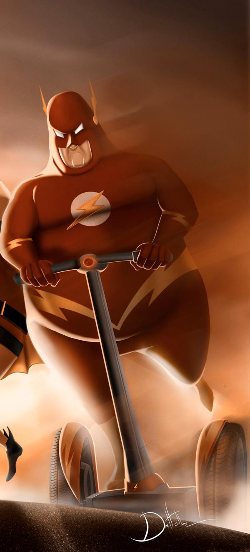 Super heróis gordos (4)
