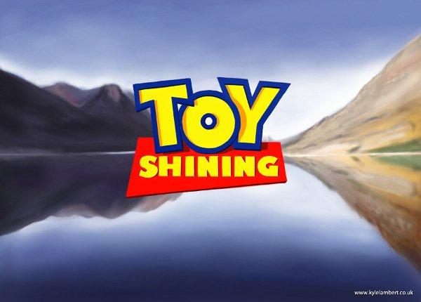 Toy Story em O Iluminado (1)