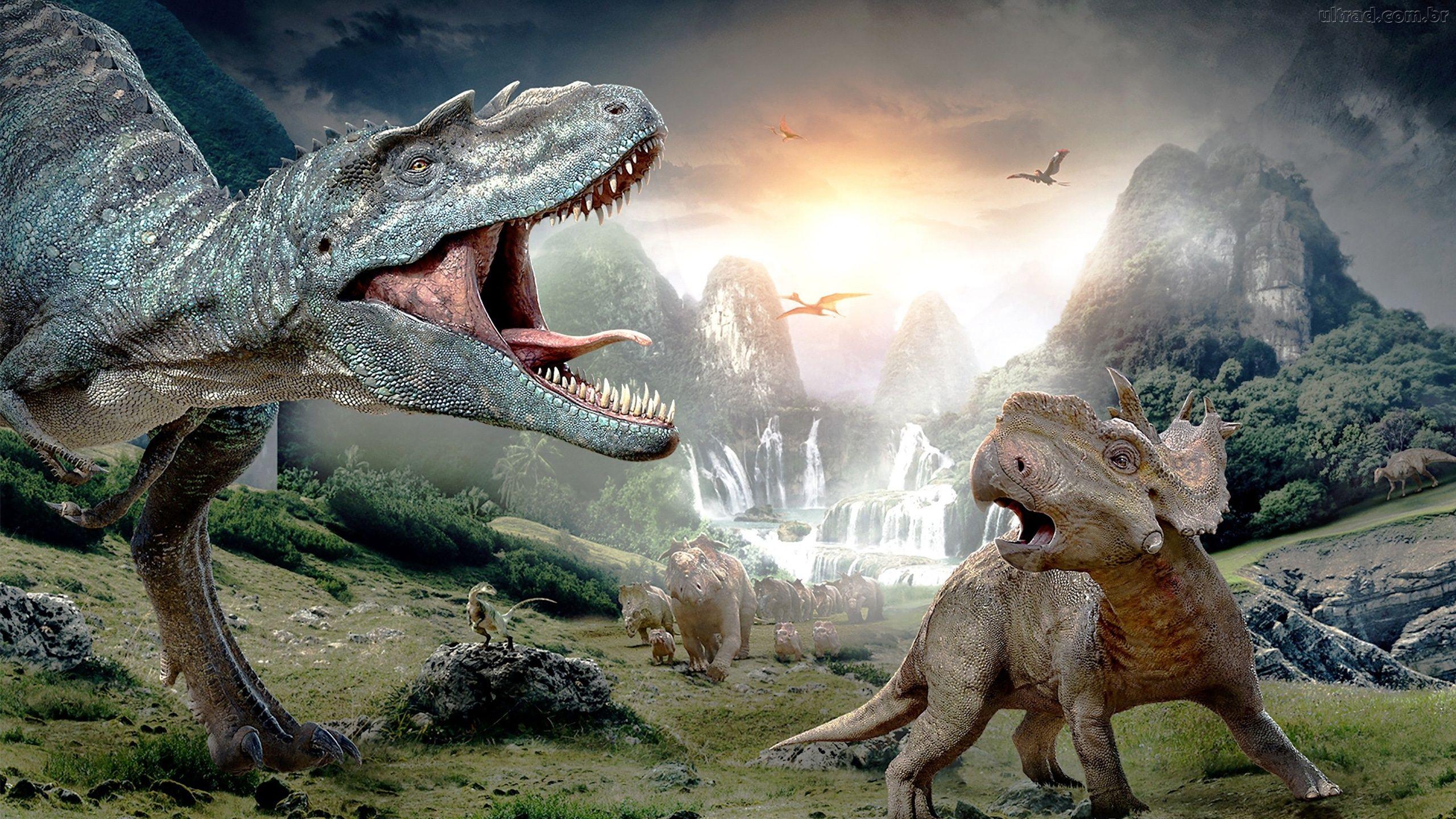 [Curta Animado] Como os dinossauros desapareceram?