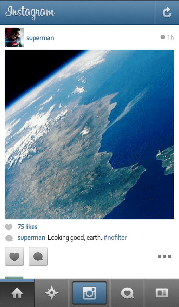 E se os super-heróis usassem Instagram (3)
