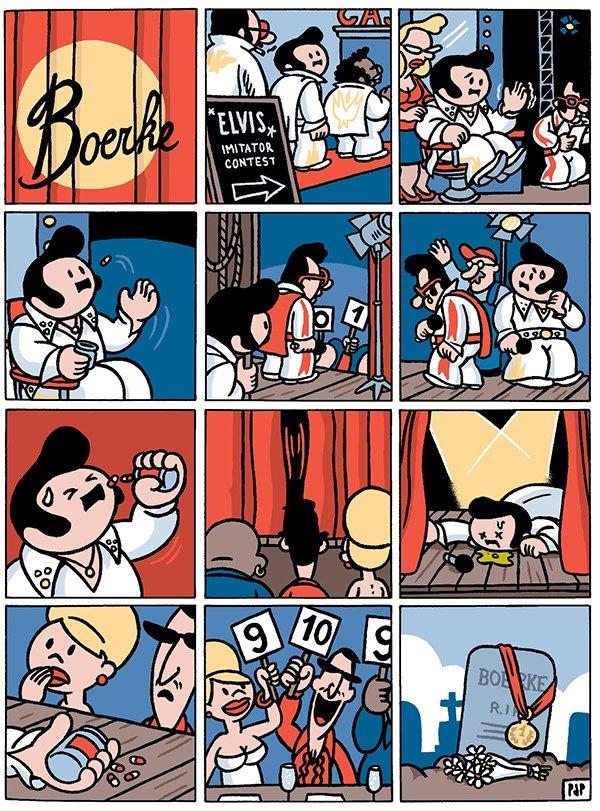 As tirinhas de Pieter De Poortere (6)