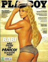 Fotos da Playboy Babi Rossi Panicat 1