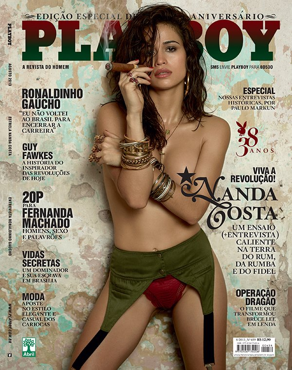 Fotos da Playboy Nanda Costa Agosto (1)