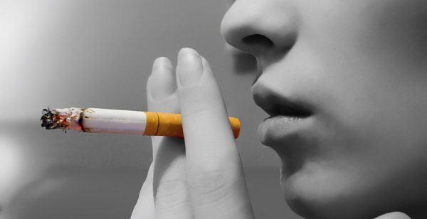 Infografico da fumaca