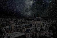 Poluição iluminosa Paris 21