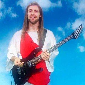 jesus guitarra