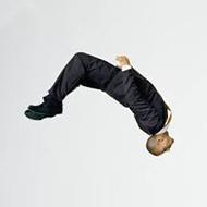 Ozell Williams e seus saltos mortais