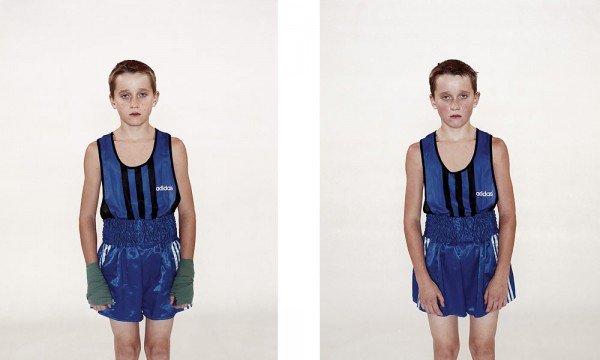 Antes e depois da briga (1)