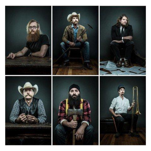 Barbas e Homens 1