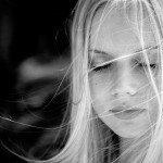Como uma garota cega ve o mundo