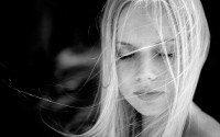 Como uma garota cega vê o mundo