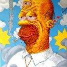 Desenhando o Homer 1