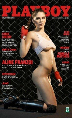 Fotos da Playboy Aline Franzoi Setembro 1