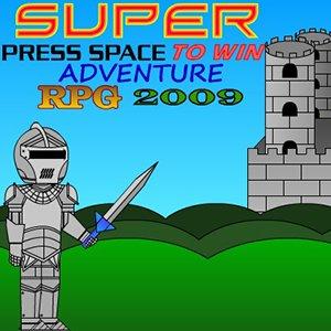 Press space RPG – O jogo mais fácil de todos os tempos