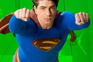 Superman Chroma Key