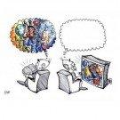 Televisão-x-Livro