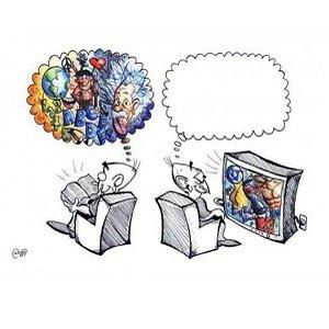 Televisão x Livro