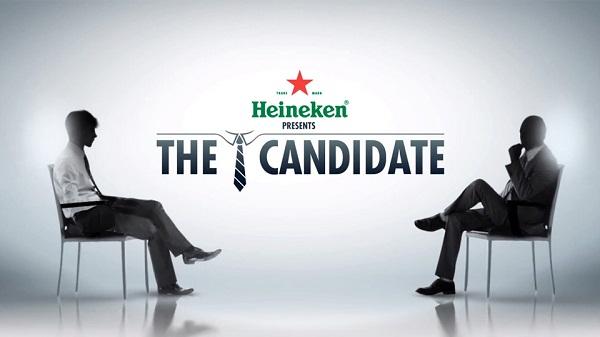 Processo seletivo pra trabalhar na Heineken