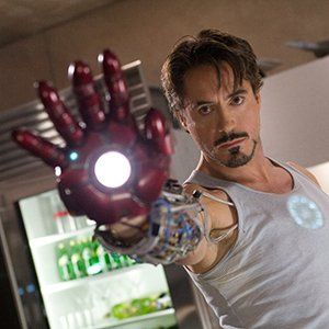 iron man downey jr