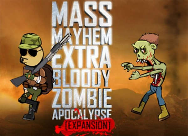 mass mayhem zombie apocalypse expansion
