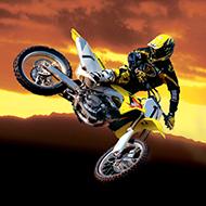 Se for pilotar uma moto, não use crack
