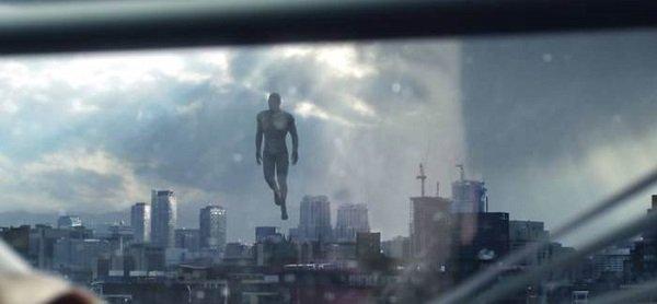 O homem voador