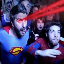 A ressaca dos Super Heróis