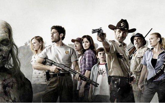 Se a série The Walking Dead fosse nos anos 80