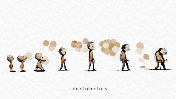Baloes de lembrancas