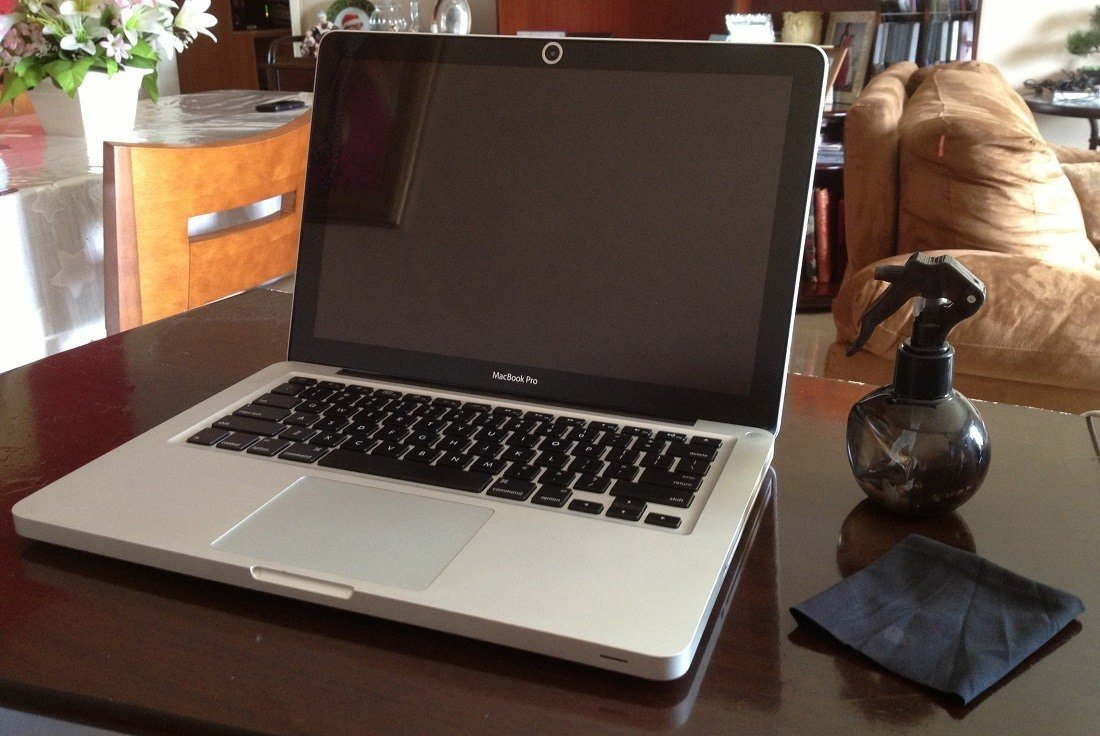 Como limpar um Macbook